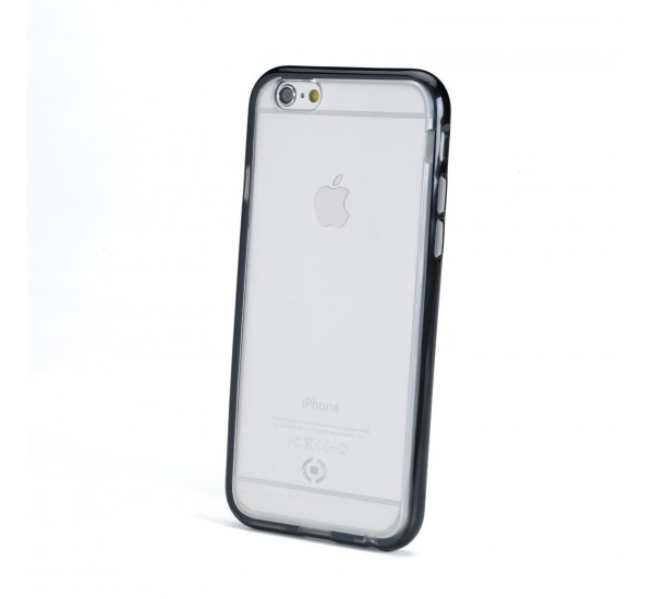CELLY BCFIPH6BK BUMPER KILIF IPHONE 6 SİYAH