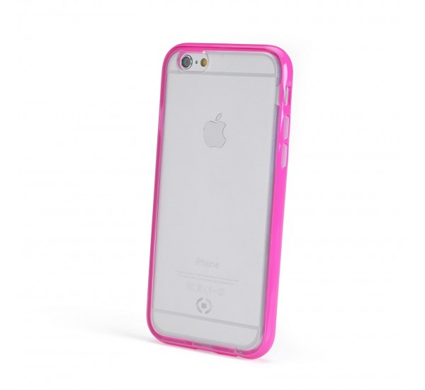 CELLY BCFIPH6BK BUMPER KILIF IPHONE 6 PEMBE